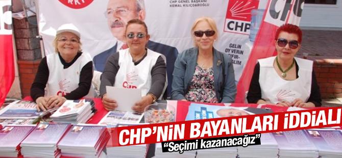 "CHP'nin Bayanları İddialı  "" Seçimi Kazanacağız"""