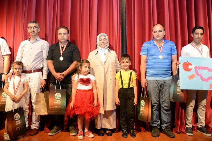 Tuzla'da Anne Çocuk Eğitim Merkezi Yaz Okulu kapanış programı ile sonlandı