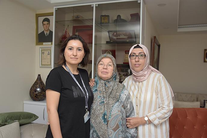 Tuzla'da şehit ailelerine bayram ziyareti gerçekleşti