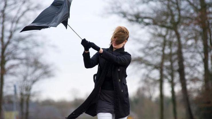 Dikkat! Meteoroloji'den kuvvetli rüzgar uyarısı!
