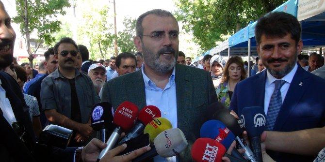 AK Parti'li Ünal: Türkiye türbülanstan çıkmıştır