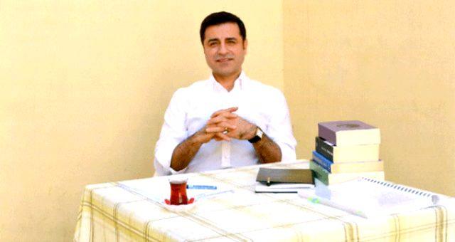 Selahattiin Demirtaş: İleri demokrasinin adresi olmayacaklar