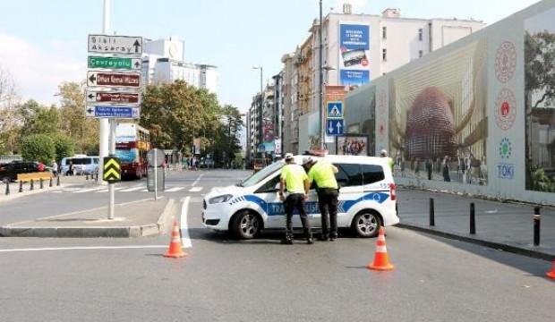 İstanbullular dikkat! Bugün bu yollar kapalı