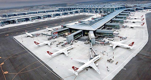 İstanbul Havalimanı'nda korkunç kaza! 1 kişi can verdi