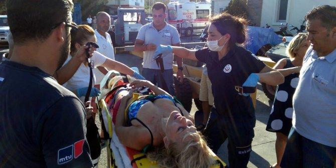 Sürat teknesiyle kaza yapan Arsoy: Çok üzgünüm