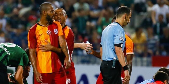 Denizli'nin horozu öttü! Denizlispor - Galatasaray maçı özeti 2-0