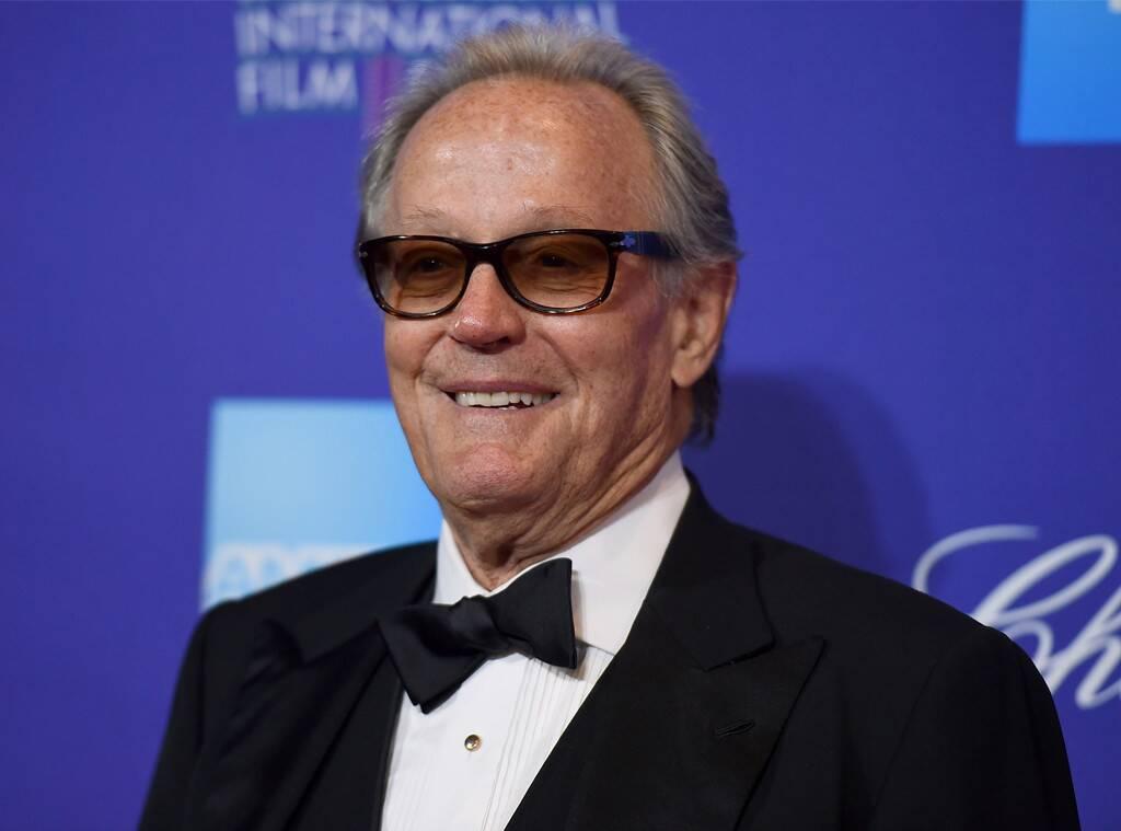 Ünlü oyuncu Peter Fonda hayatını kaybetti!