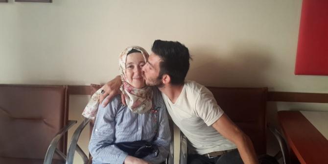 Uzlaştırmacı anne ile oğlu barıştırdı
