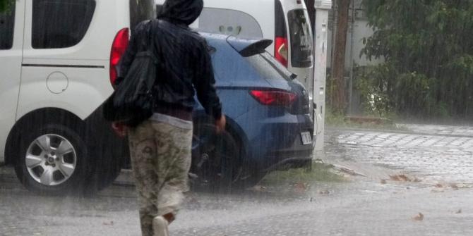 Doğu'da 3 ilde sağanak yağış bekleniliyor
