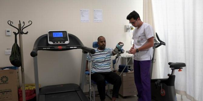 Bahreyn'li Mohamed Kayseri Şehir Hastanesinde sağlığına kavuştu