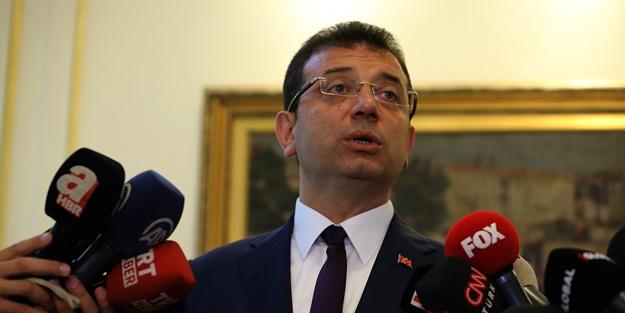 Görevden alınan HDP'li başkanlar hakkında Ekrem İmamoğlu'ndan skandal açıklama!