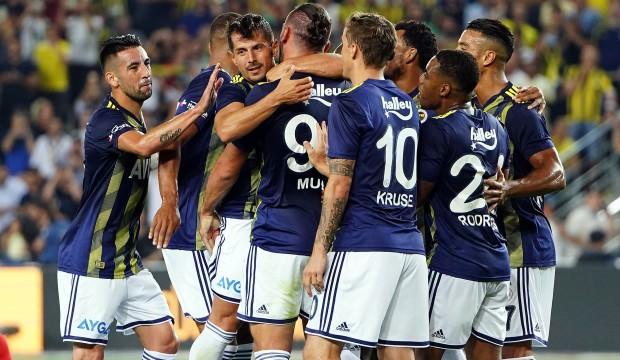 Fenerbahçe 123 hafta sonra lider!