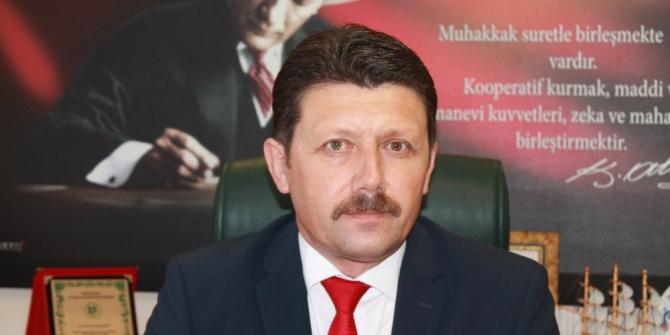 """HAYKOOP Başkanı Faruk Özen: """"Kitapla gelen başarı festivalle devam etmeli"""""""
