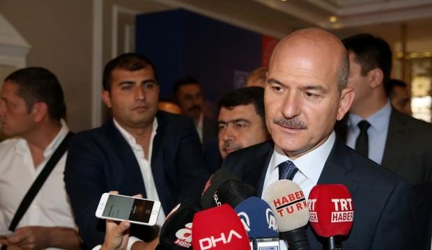 Bakan Soylu'dan flaş Diyarbakır, Mardin ve Van açıklaması!