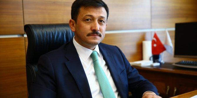 Hamza Dağ'dan Başkan Soyer'e 'imar' eleştirisi