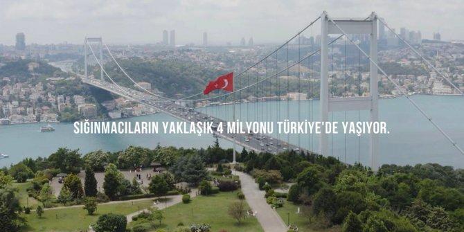Suriyelilerin kurduğu hayatlar 'İkinci Vatan: Türkiye' belgeselinde