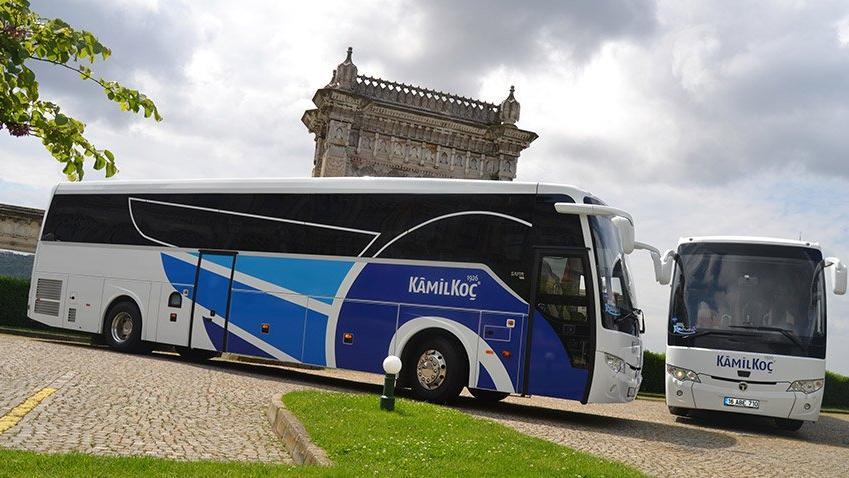 Türkiye'nin en köklü otobüs firması Kamil Koç satılıyor!