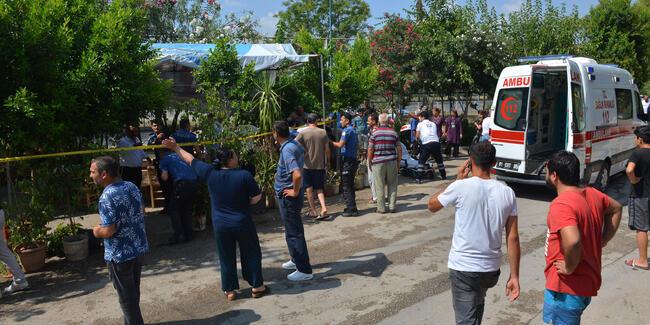 Adana'da silahlı saldırı: 3 kişi öldü, 1 kişi yaralandı...