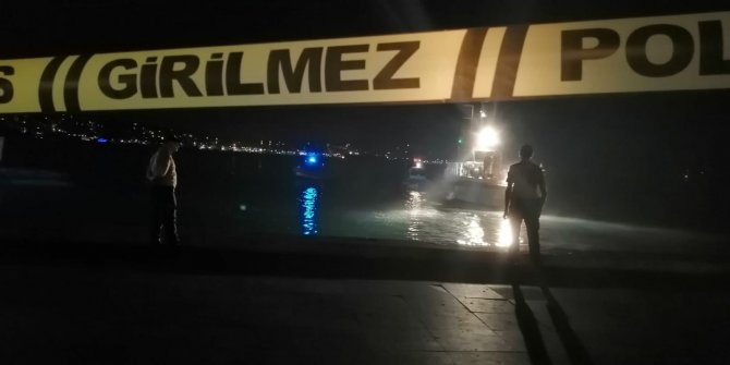 Denizde kaybolan kişinin cansız bedeni 4 saat sonra bulundu