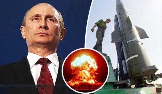 """Putin'den """"ABD'ye yanıt verdi"""" talimatı!"""