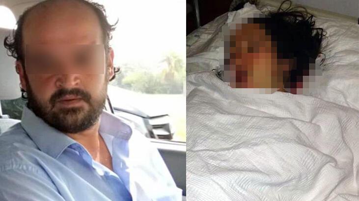 Doğum yapan eşini hasta yatağında bıçakladı!