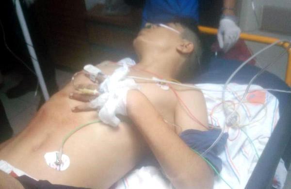 Lastikçiye silahlı saldırı: 14 yaşındaki genç öldü