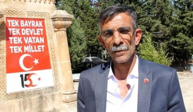 Ülkeyi bölmeyi amaçlıyor dedi ve HDP'den istifa etti!