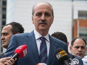 Kurtulmuş 'Türkiye bir koalisyon hükümetini deneyecektir'