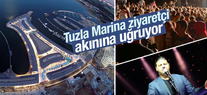 Tuzla Marina, Ziyaretçi Akınına Uğruyor