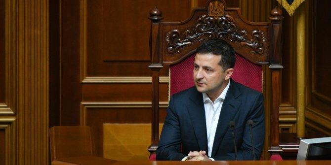 Ukrayna'da milletvekili dokunulmazlıkları kaldırıldı
