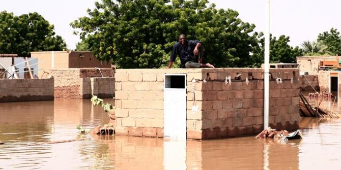 Sudan'da sel felaketi: 78 ölü, 100 yaralı