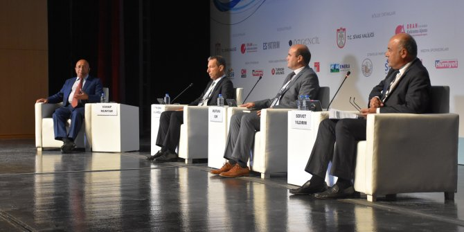 Sivas'ta Orta Anadolu Ekonomi Forumu