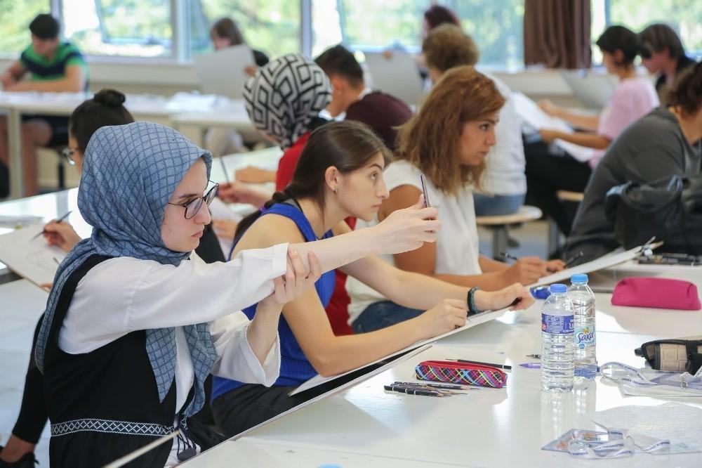 2019-2020 KBÜ'de özel yetenek sınavları başladı