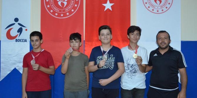 30 Ağustos Zafer Bayramı Dart turnuvası sona erdi