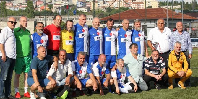 Haliç Şadan Kalkavan Turnuvası'nda şampiyon Türkiyemspor