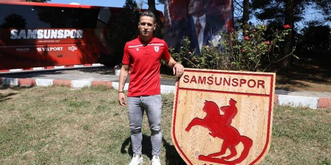 """Gökhan Alsan: """"Samsunspor'u el birliği ile zirveye taşıyacağız"""""""