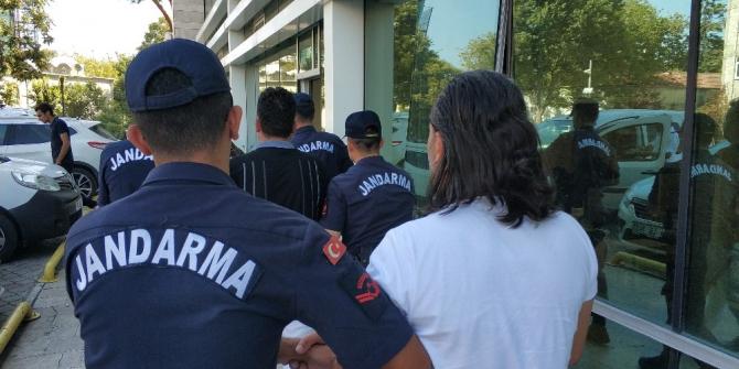 Gasp ve yaralamadan gözaltına alınan 2 kişiye adli kontrol