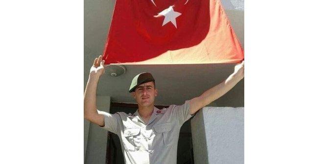 Mardin'de teröristlerin tuzakladığı patlayıcı infilak etti: 1 şehit, 2 yaralı