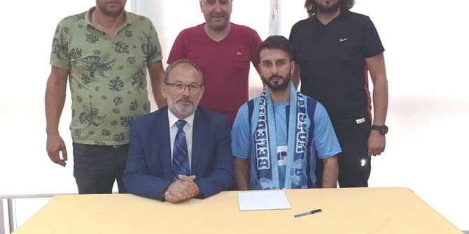 Belediye Kütahyaspor orta saha oyuncusu Metehan Yatkın'ı transfer etti