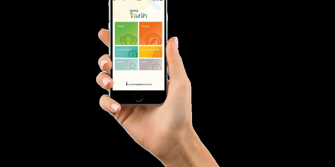 İzmir Tarih Mobil Uygulaması için halk oylaması başladı