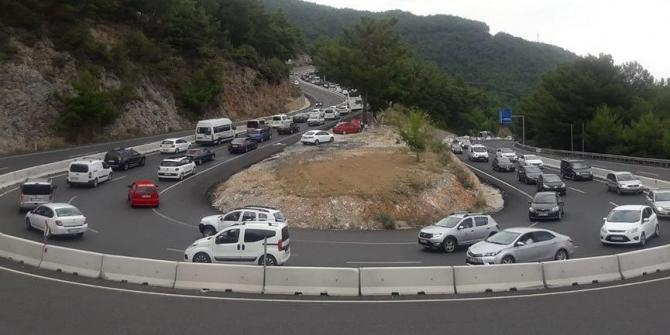 Muğla'da araç sayısı 502 Bin 156'ya ulaştı