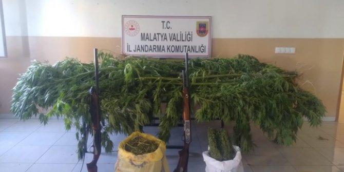 Malatya'da uyuşturucu operasyonu: 2 gözaltı