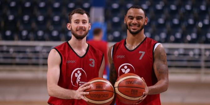 Denizli Basket'in yabancı oyuncuları iddialı konuştu