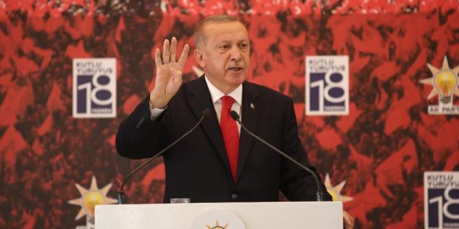 Cumhurbaşkanı Erdoğan'dan Bakan Turhan'a YHT talimatı