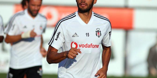 Beşiktaş'ta Mohamed Elneny ilk antrenmanına çıktı