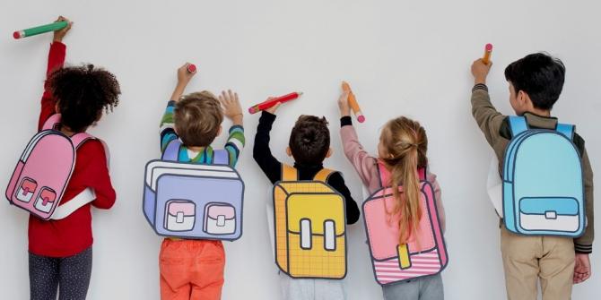 Okul zili sadece çocuklar için çalmıyor