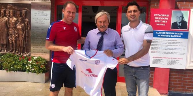 Başkan Şahin, spor kulübü tesislerini ziyaret etti