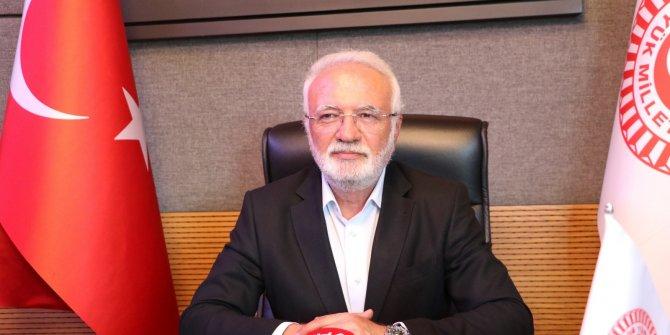 AK Parti'li Elitaş: Elektronik çek, kayıt dışılığı önleyecek