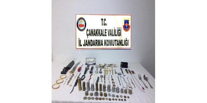 Çanakkale'de evden hırsızlık yapan şüpheli tutuklandı