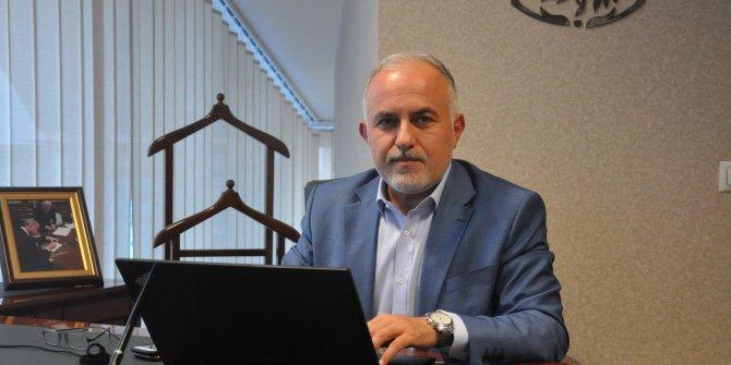 Kızılay Başkanı Kınık: Mülteci kampların kapasitesini artırıyoruz